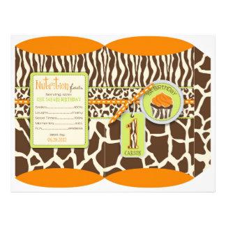 Safari Boy OR Puff Box 1 Custom Flyer