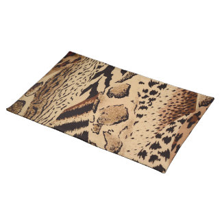 Safari Brown Placemat