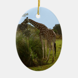 Safari Giraffe ornament
