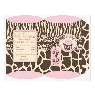 Safari Girl Puff Box 3 Flyer