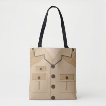Safari Jungle Guide Tote Bag