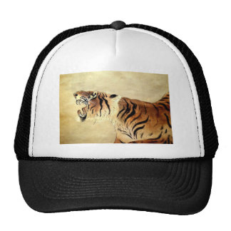 Safari Jungle Tiger Chic Destiny Trucker Hats
