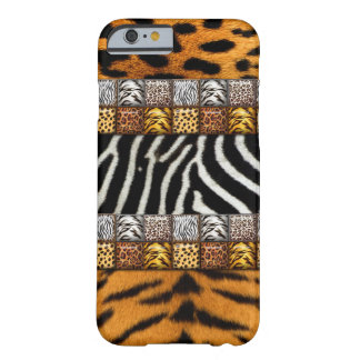 Safari Prints Barely There iPhone 6 Case