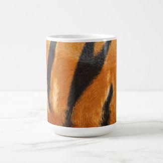 Safari Tiger Stripes Print Coffee Mug