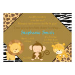safaribaby copy, Come join us for a baby shower... Announcements