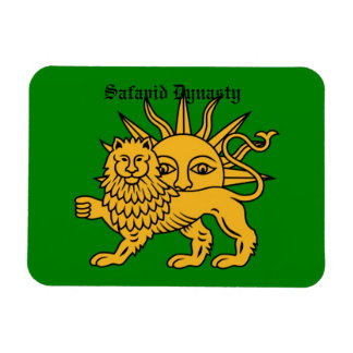 Safavid Flag Magnet