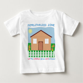 Safe House Demilitarized zone save the children Shirts