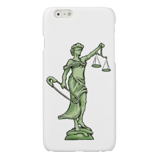 SAFE Justice: iPhone 6 (Matte or Gloss) iPhone 6 Plus Case