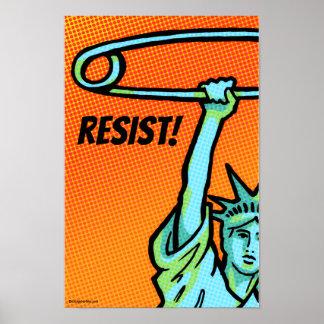 SAFE Liberty Dot Poster #3 SAFE: 11 x 16.5
