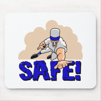 Safe! Mouse Pad