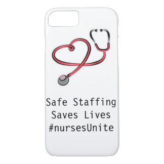 Safe Staffing iPhone 7 Swag iPhone 8/7 Case