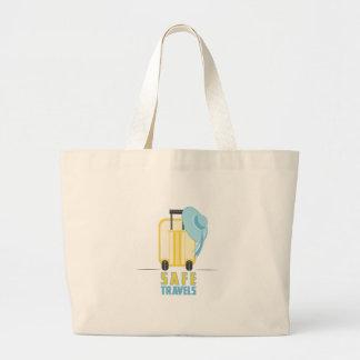 Safe Travels Jumbo Tote Bag