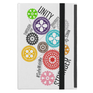 Safe With Me Cogs iPad Case
