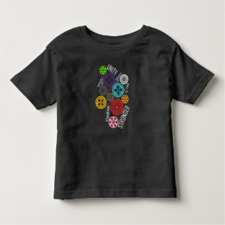 Safe With Me Cogs Toddler Dark Jersey T-Shirt