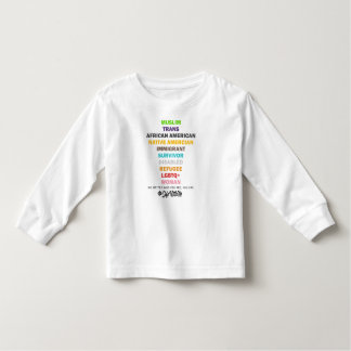 Safe With Me Cross Toddler Long Sleeve T-Shirt
