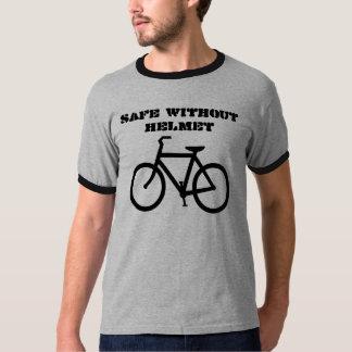 Safe without helmet T-Shirt