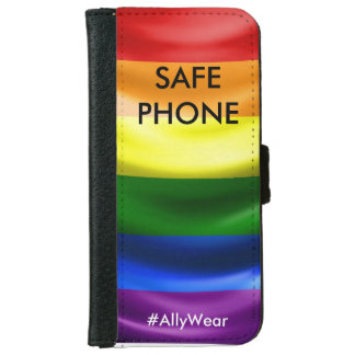 Safe Zone Phone Case iPhone 6 Wallet Case