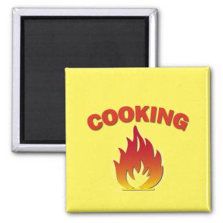 Safety Cooking Reminder Magnet