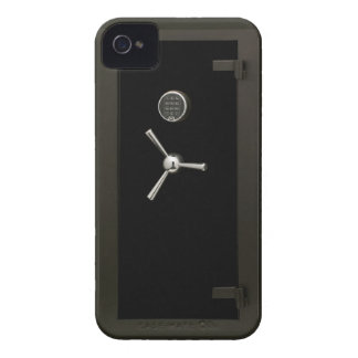 Safety-deposit box iPhone 4 Case-Mate case