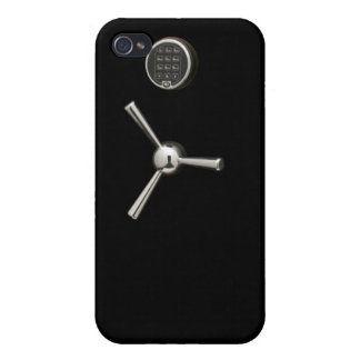 Safety-deposit box iPhone case iPhone 4/4S Cover