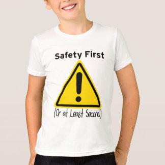 Funny Safety T Shirts Shirt Designs Zazzle Uk