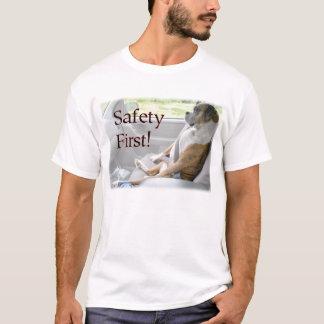 Safety First! T-Shirt