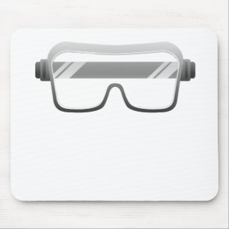 Safety Goggles Mousepad