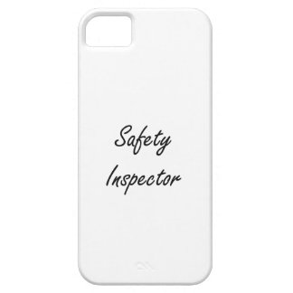 Safety Inspector Artistic Job Design iPhone 5 Covers