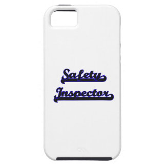 Safety Inspector Classic Job Design iPhone 5 Cases