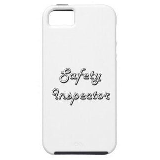 Safety Inspector Classic Job Design iPhone 5 Covers