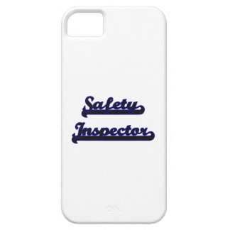 Safety Inspector Classic Job Design iPhone 5 Case