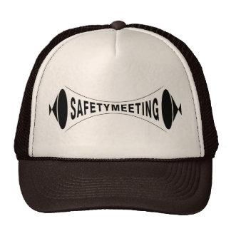 Safety Meeting Logo Trucker Hat
