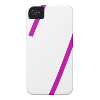 Safety Pin Purple Case-Mate iPhone 4 Cases
