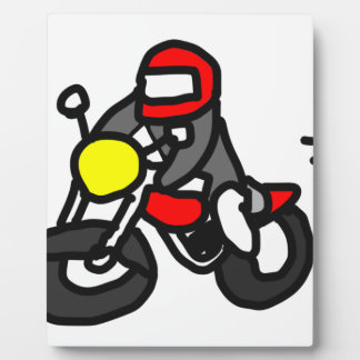 Safety Rider Plaques