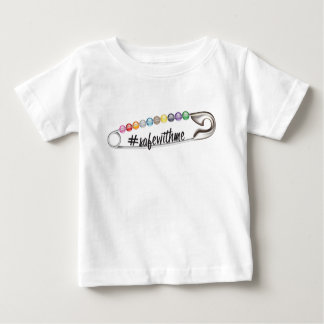 #SafeWithMe Baby Jersey T-Shirt