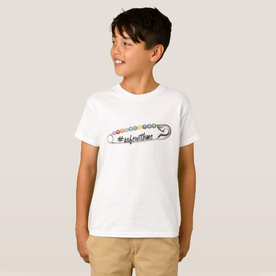 #SafeWithMe Boy's T-Shirt