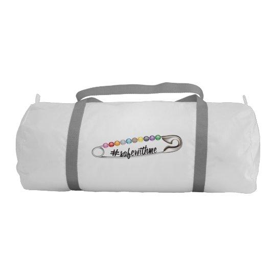 #SafeWithMe Duffel Bag Gym Duffel Bag