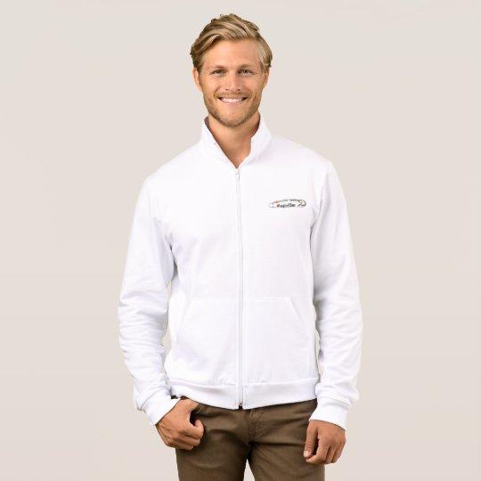 #SafeWithMe Men's Fleece Zip Jogger Jacket