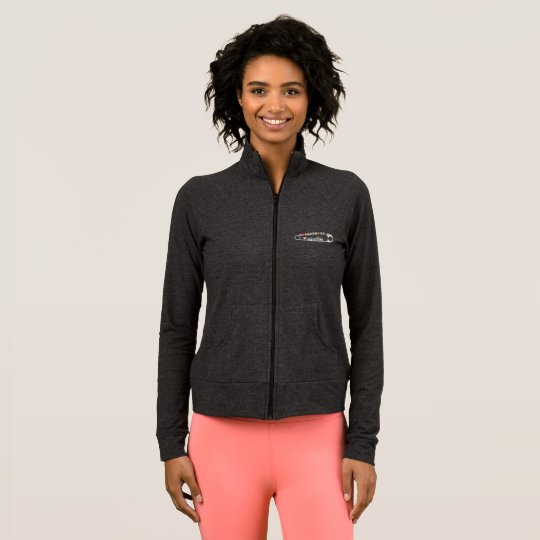 #SafeWithMe Women's Practice Jacket