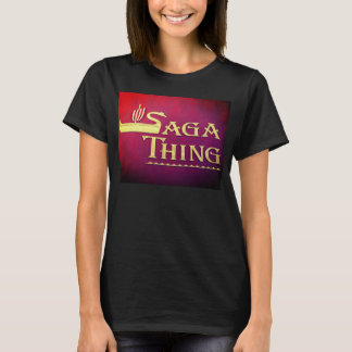 Saga Thing Logo T-Shirt