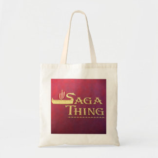 Saga Thing Tote Bag