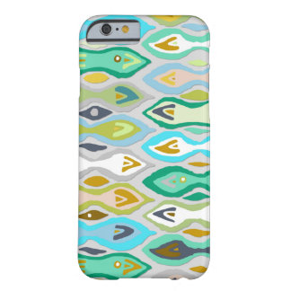 Sagar silver ikat barely there iPhone 6 case