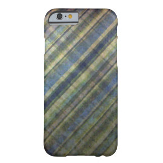 Sage and Lavender Stripes Barely There iPhone 6 Case