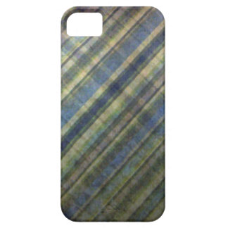 Sage and Lavender Stripes Case For The iPhone 5