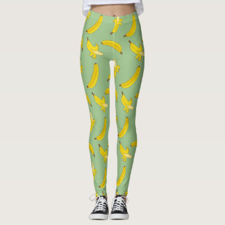Sage Bananas Leggings