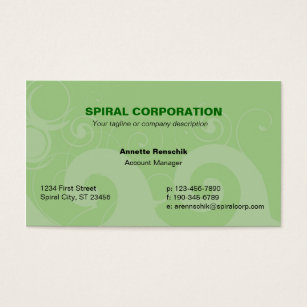 Watermark business cards business card printing zazzle uk sage flourish business card colourmoves Images