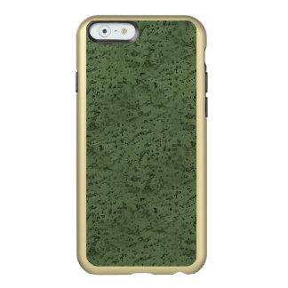 Sage Green Cork Look Wood Grain Incipio Feather® Shine iPhone 6 Case