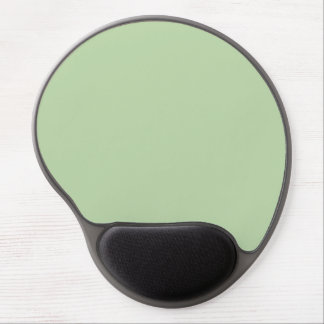 """Sage Green"" Gel Mouse Pad"