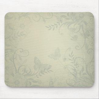 Sage Green Vintage Mouse Mat