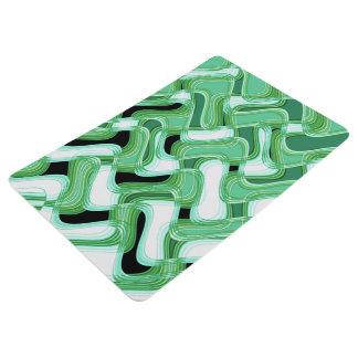 Sage & Ivory Floor Mat by C.L. Brown
